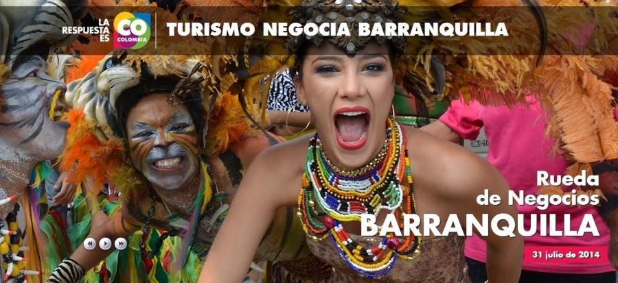 Carnaval presente en Turismo Negocia
