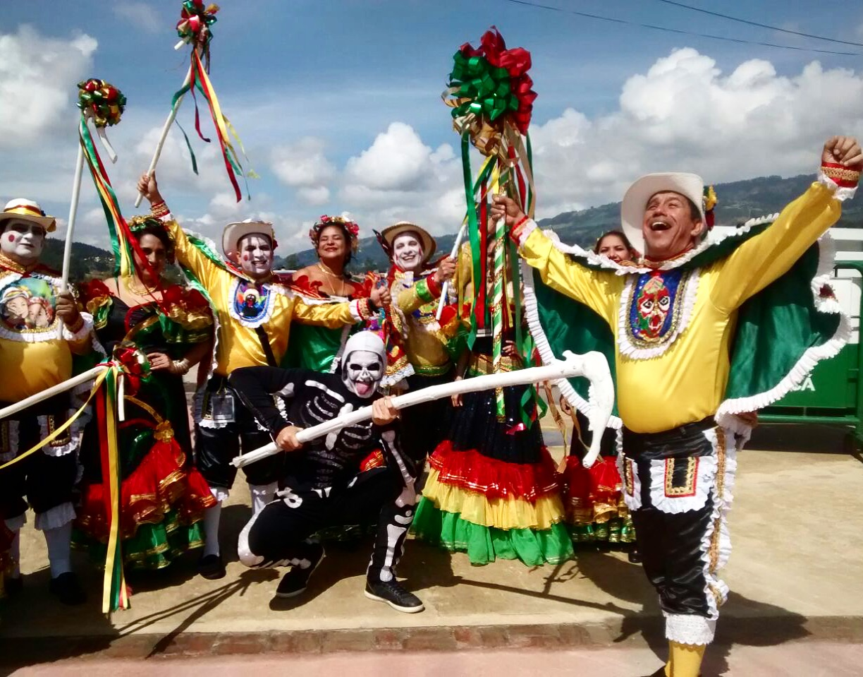 Bandas musicales de Colombia le cantaron al Carnaval de Barranquilla en Festival de Paipa