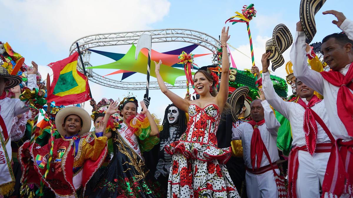 Stephanie Mendoza - Reina del Carnaval 2017