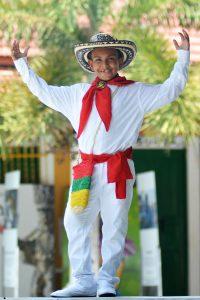 Gabriel Eduardo Primera, Rey Momo del Carnaval de los Niños 2017