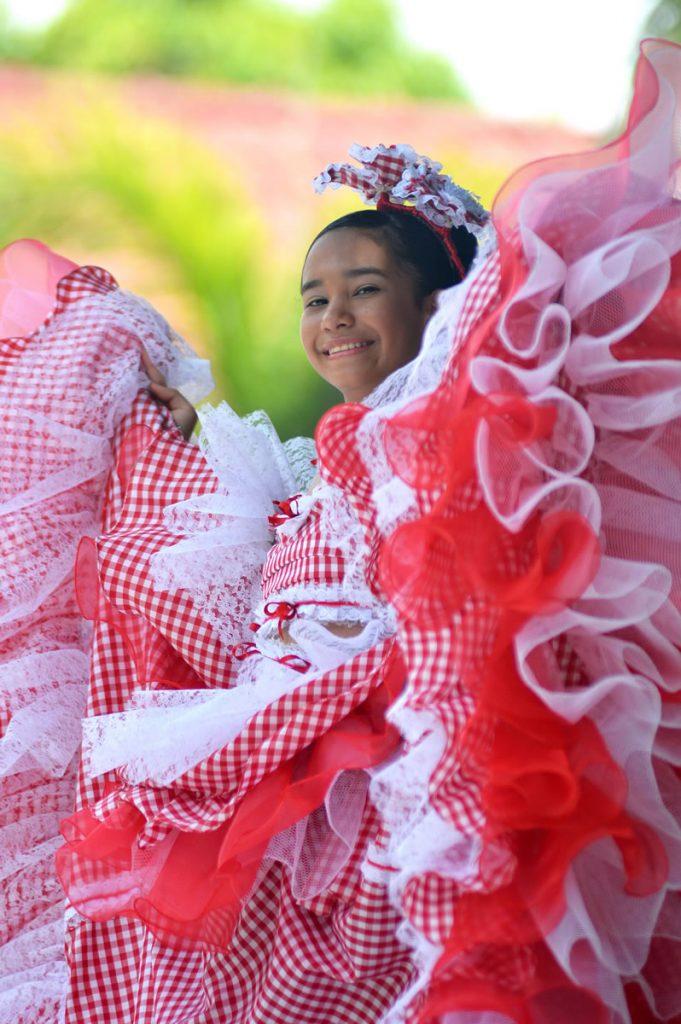 Alejandra Santiago Lozada, Reina del Carnaval de los Niños 2017
