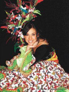 Olga Lucía Rodríguez Pérez - Reina del Carnaval 2004