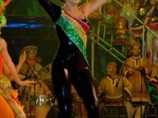 Kathy Flesch Guinovart -  Reina del Carnaval 2005