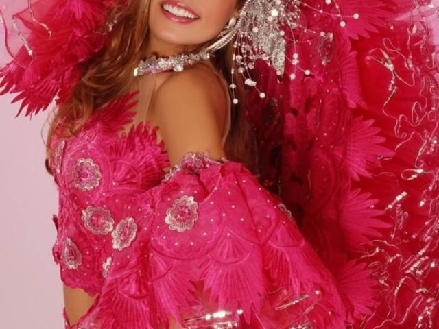 Marianna Schlegel Donado -  Reina del Carnaval 2009