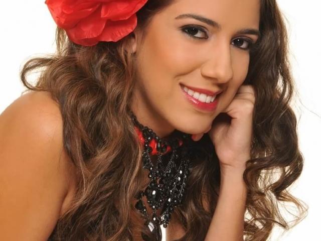 Marcela Dávila Márquez - Reina del Carnaval 2011