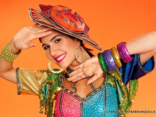 Daniela Cepeda Tarud - Reina del Carnaval 2013