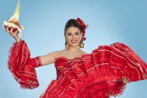 Cristina Felfle Fernández De Castro - Reina del Carnaval de Barranquilla 2015