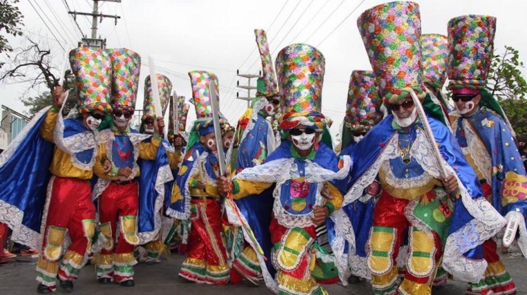 19e582ec53 Es una danza típica del Carnaval de Barranquilla