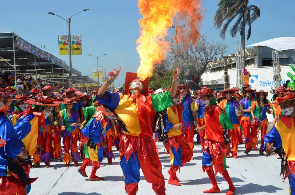 5 disfraces propios del carnaval