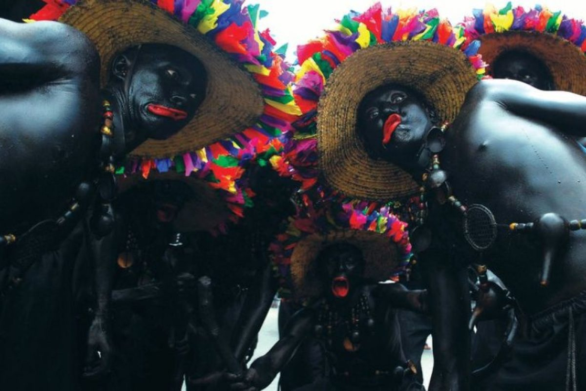 Danzas Tradicionales Carnaval De Barranquilla