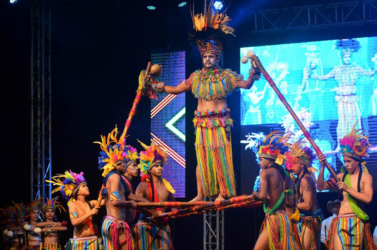 Festival de la Tradición 2016: Danzas especiales, de relación y Letanías