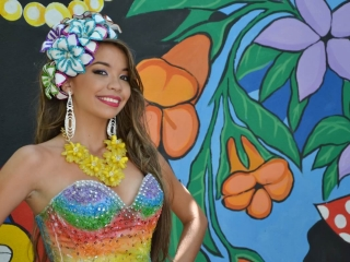 Fergie Paola Correa Camargo - La Floresta