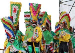 Mejores 2016 - Danza Congo Tigre de Galapa