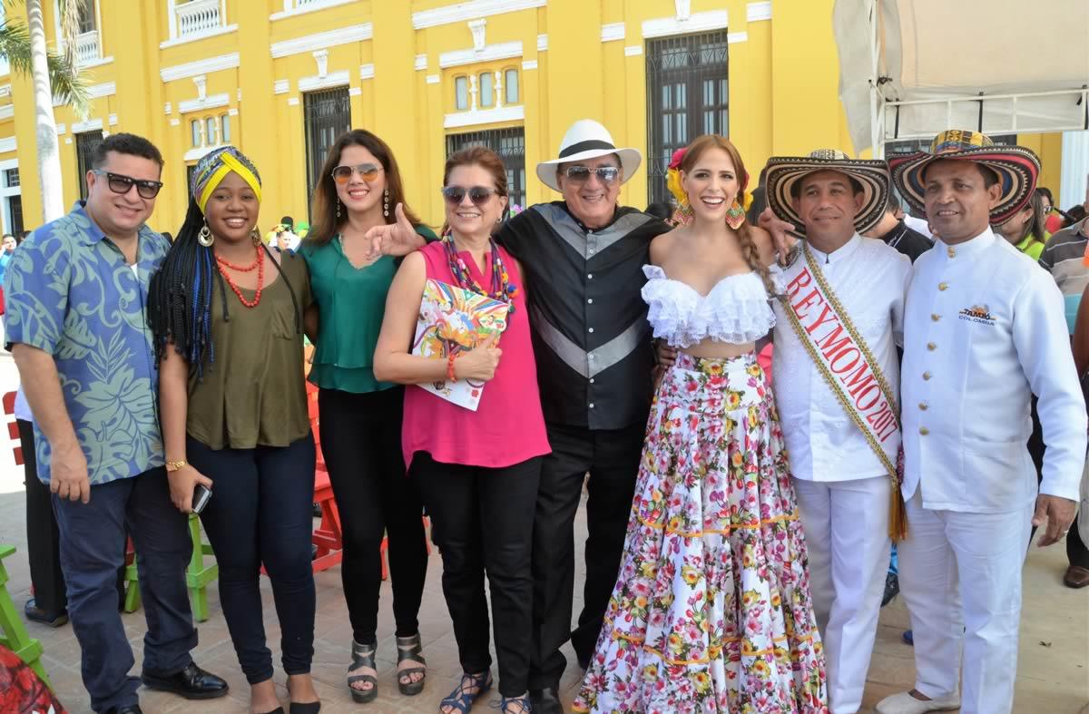 'Baila la Calle' la pista bailable más grande del Carnaval 2017