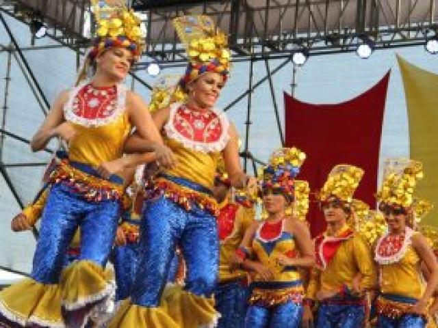 Comparsa Torito en Carnaval
