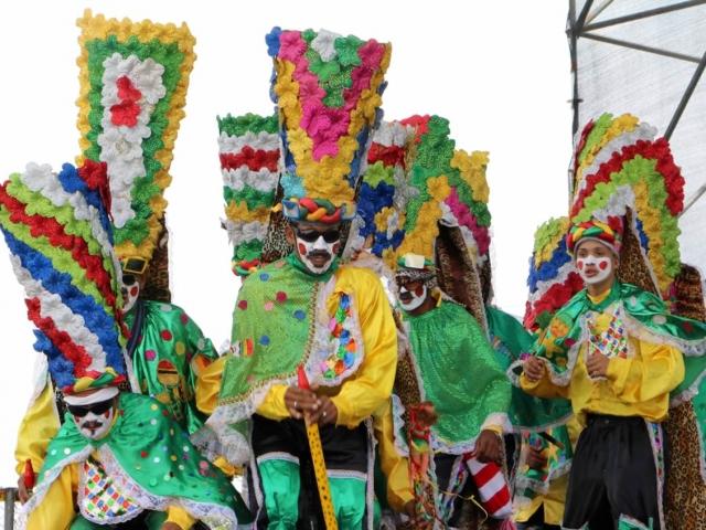 Danza Congo Tigre de Galapa