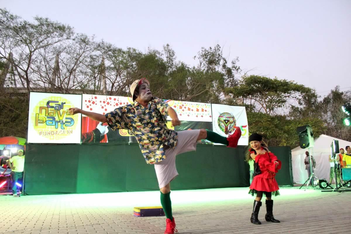 Música, teatro y risas en el Festival de Comedias del Carnaval 2017