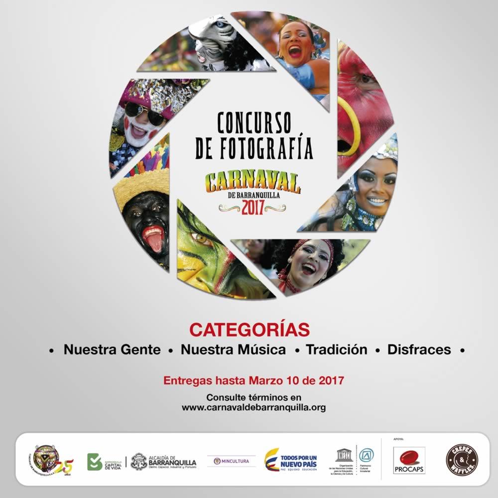 Abierta Convocatoria del Concurso Nacional de Fotografía 2017