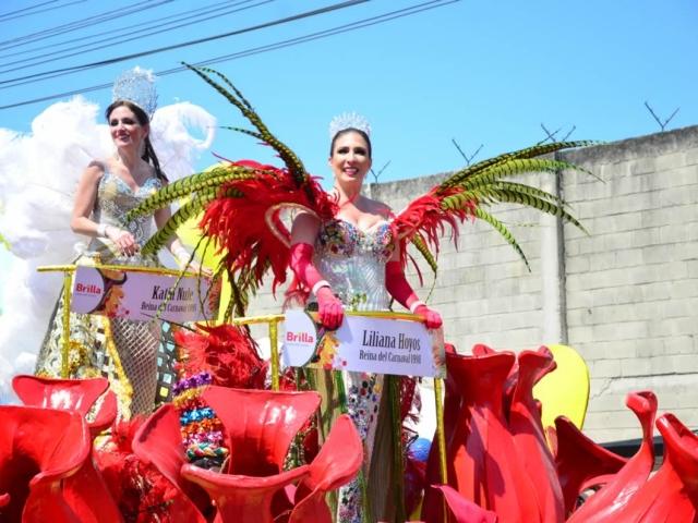 Katia Nule y Liliana Hoyos