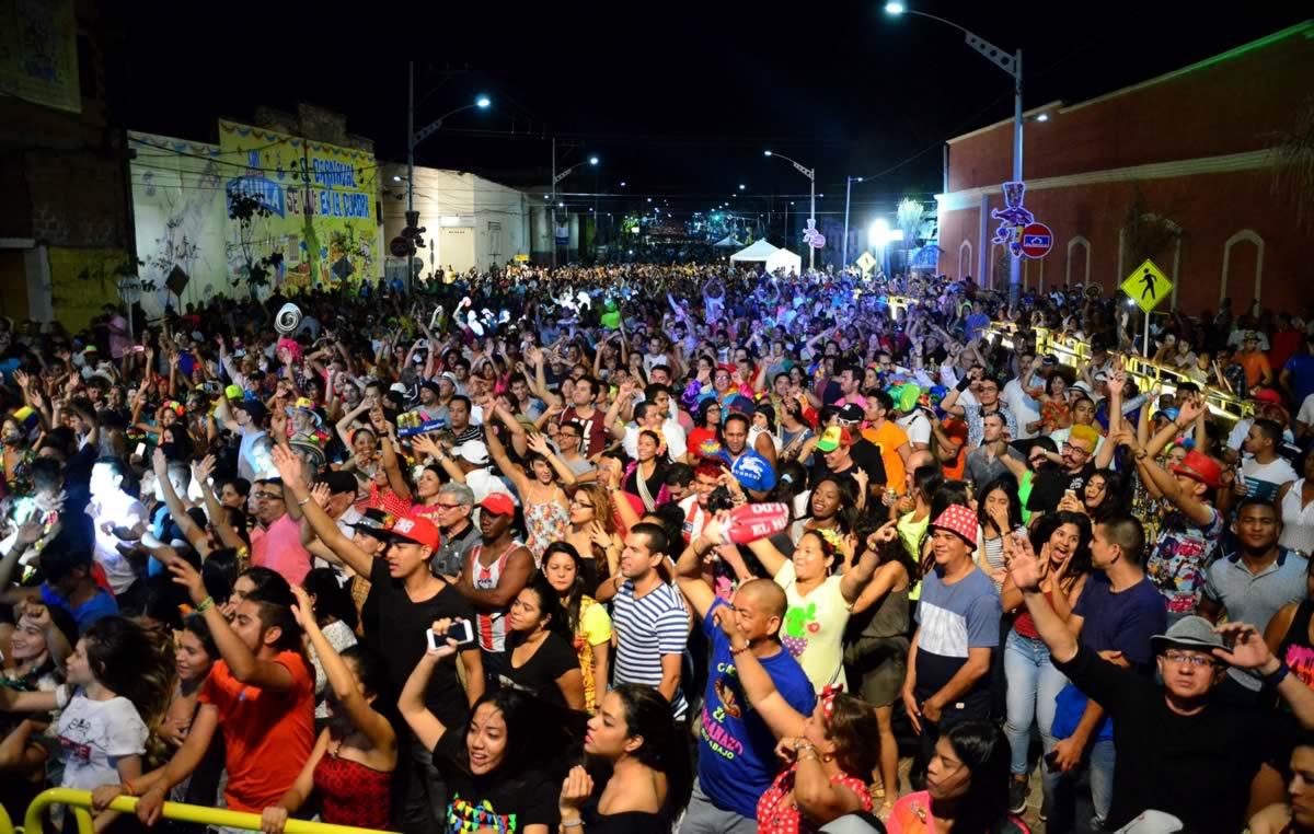 Baila la Calle, ¡la gran pista musical del Carnaval 2017!