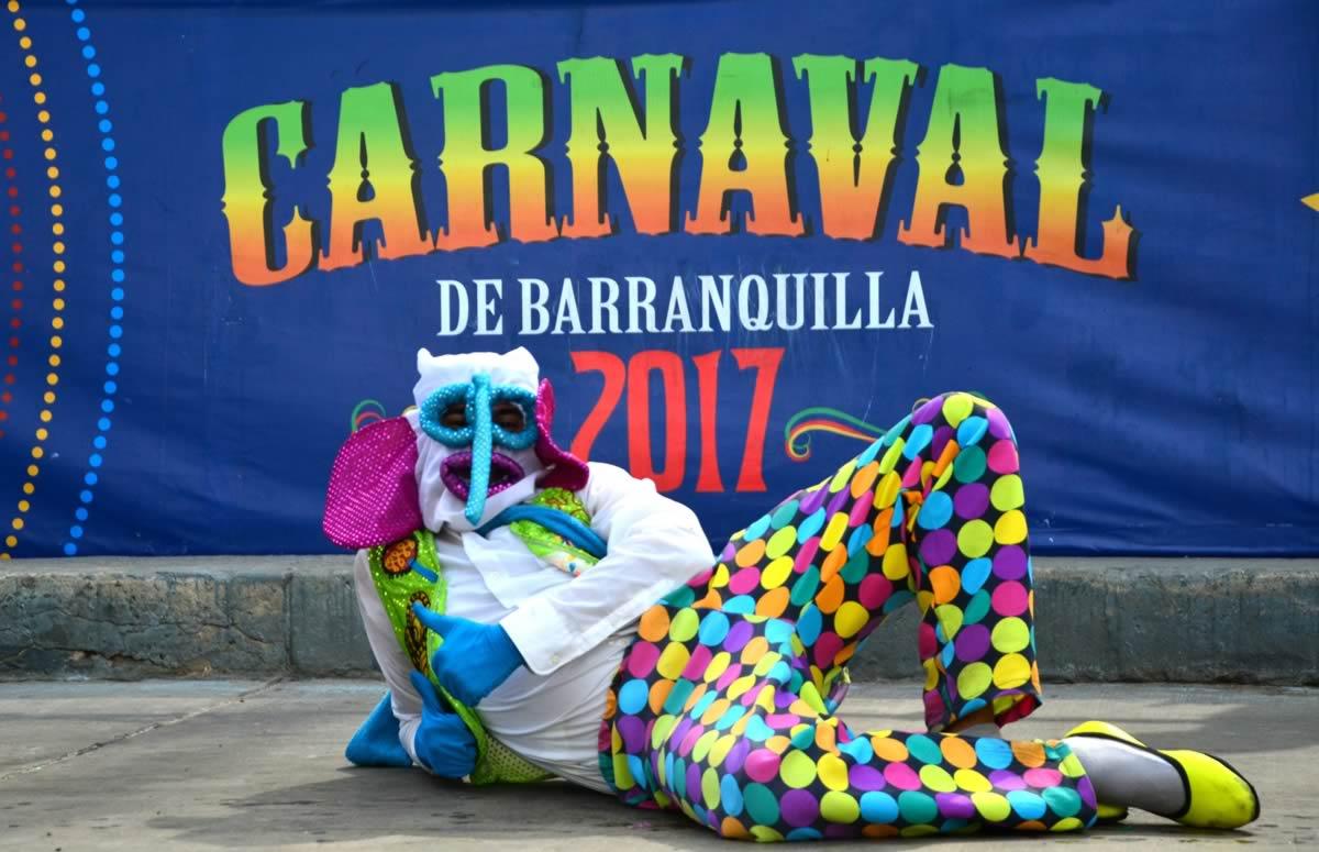 En el Carnaval 2017, Barranquilla bailó en la calle