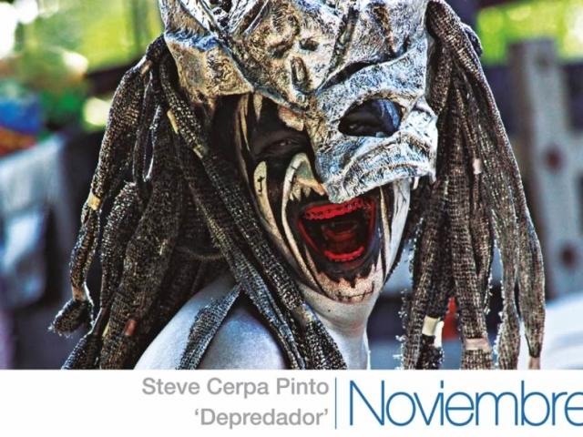 7. Noviembre, Depredador, Steve Cerpa