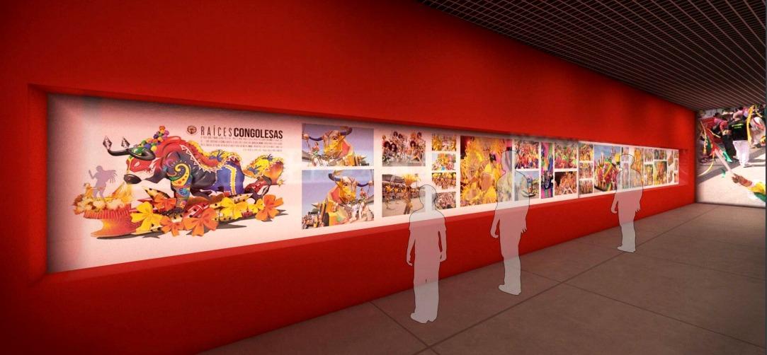 El proyecto arquitectónico se encuentra en la etapa de ajustes a estudios y diseños técnicos.