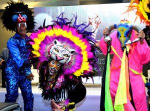 El Carnaval de Barranquilla representará a Colombia en el FIMI 2017.