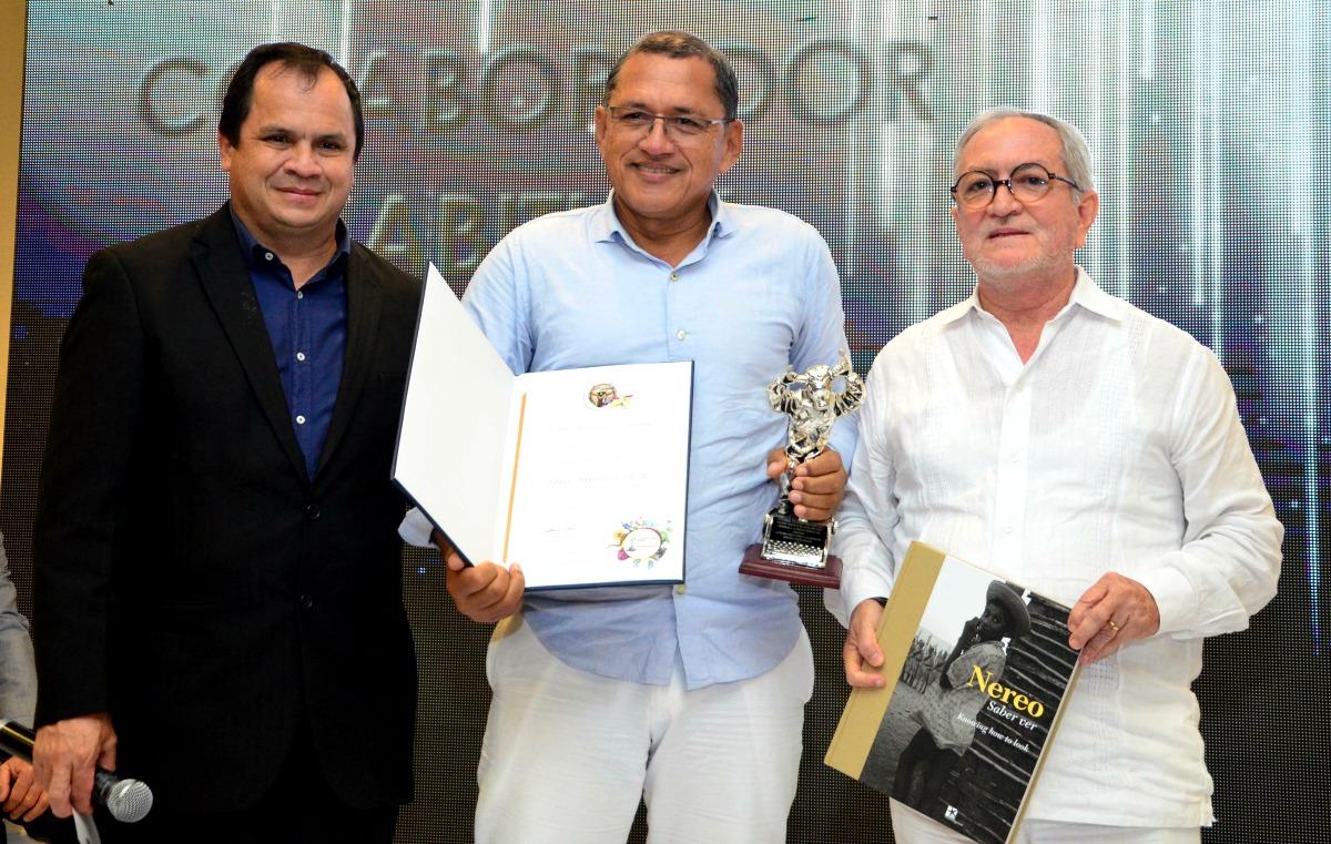 Categoría Colaborador Habitual: Libardo Barros, de La Silla Caribe.