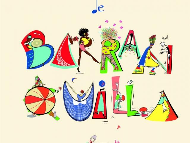 Barranquilla es Carnaval, Lorena Ferguzon