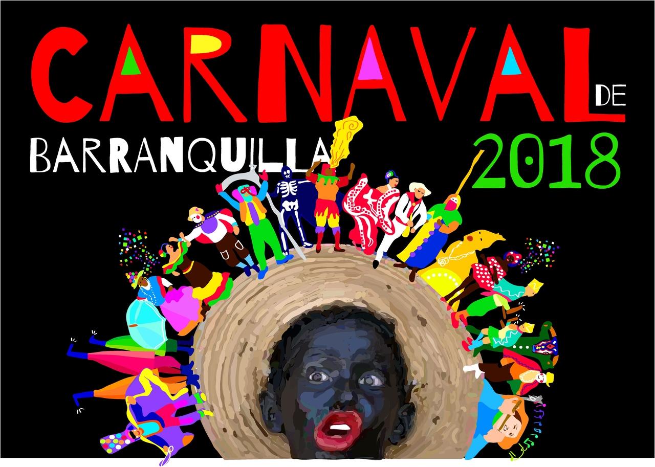 Preseleccionadas obras para afiche del Carnaval 2018