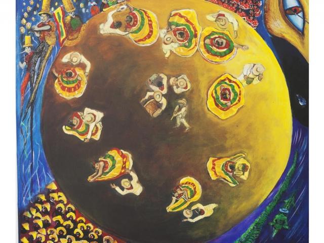 Meneando la Luna, Jaime Castillo