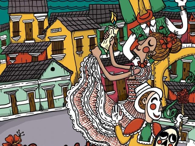 Barranquilla en Carnaval, Juan José Iglesias Blanco