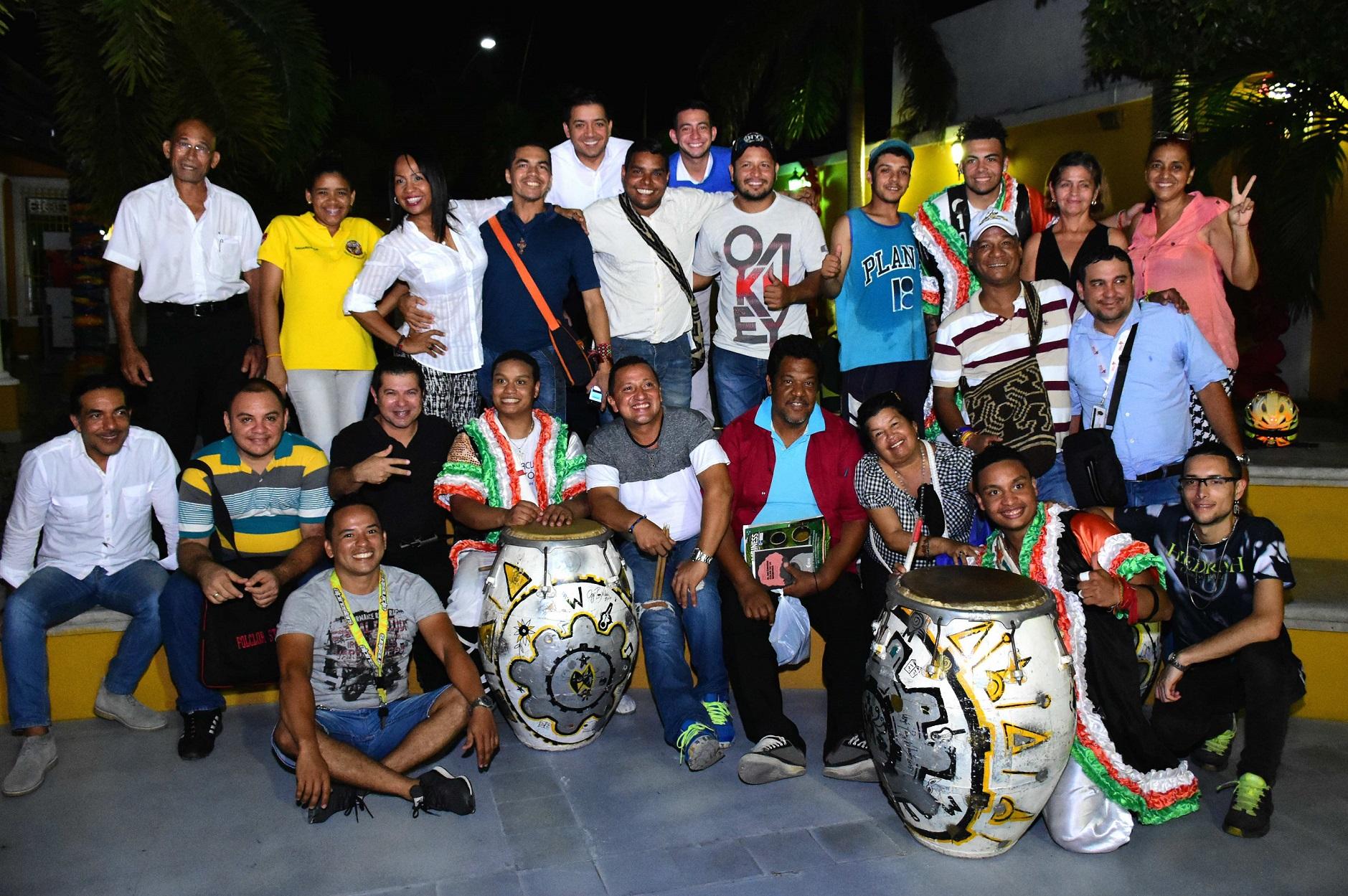 Gran intercambio cultural entre el Carnaval de Barranquilla y las tradiciones de Uruguay