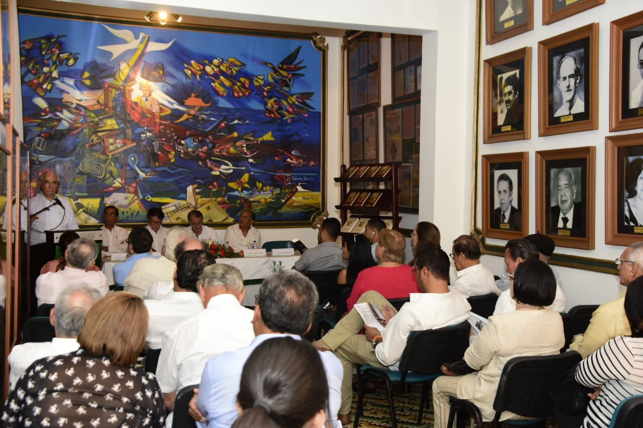Carnaval de Barranquilla presente en la conformación de la Academia de Estudios del Caribe