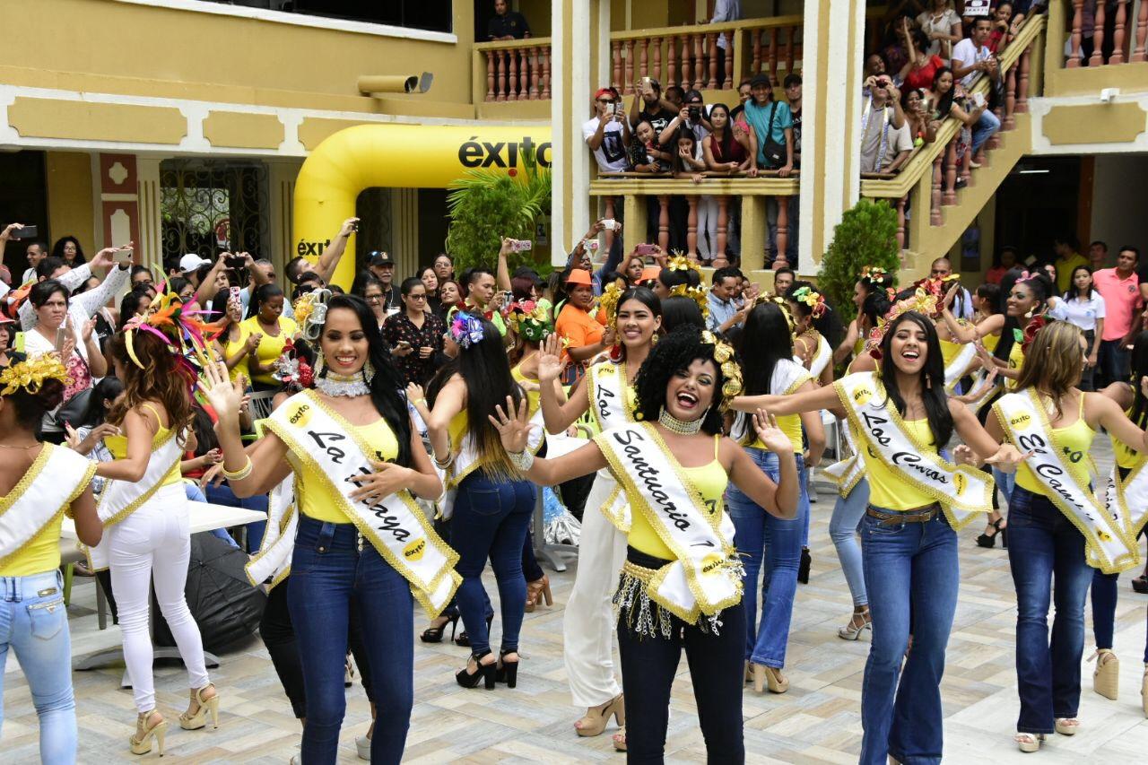 El Carnaval 'Del Caribe pa'l mundo' comienza en los barrios