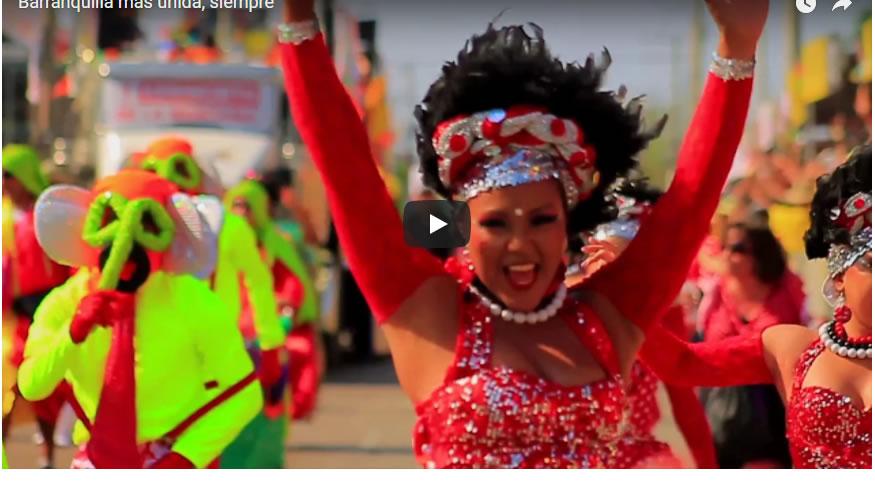 """""""Nuestras batallas son de flores"""": Carnaval de Barranquilla"""