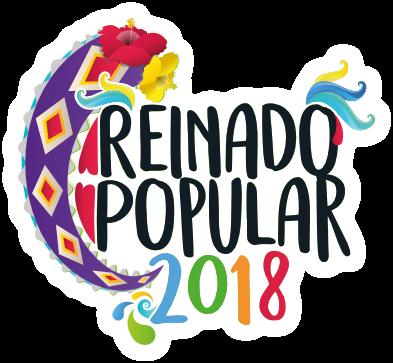 logo slide reinado popular