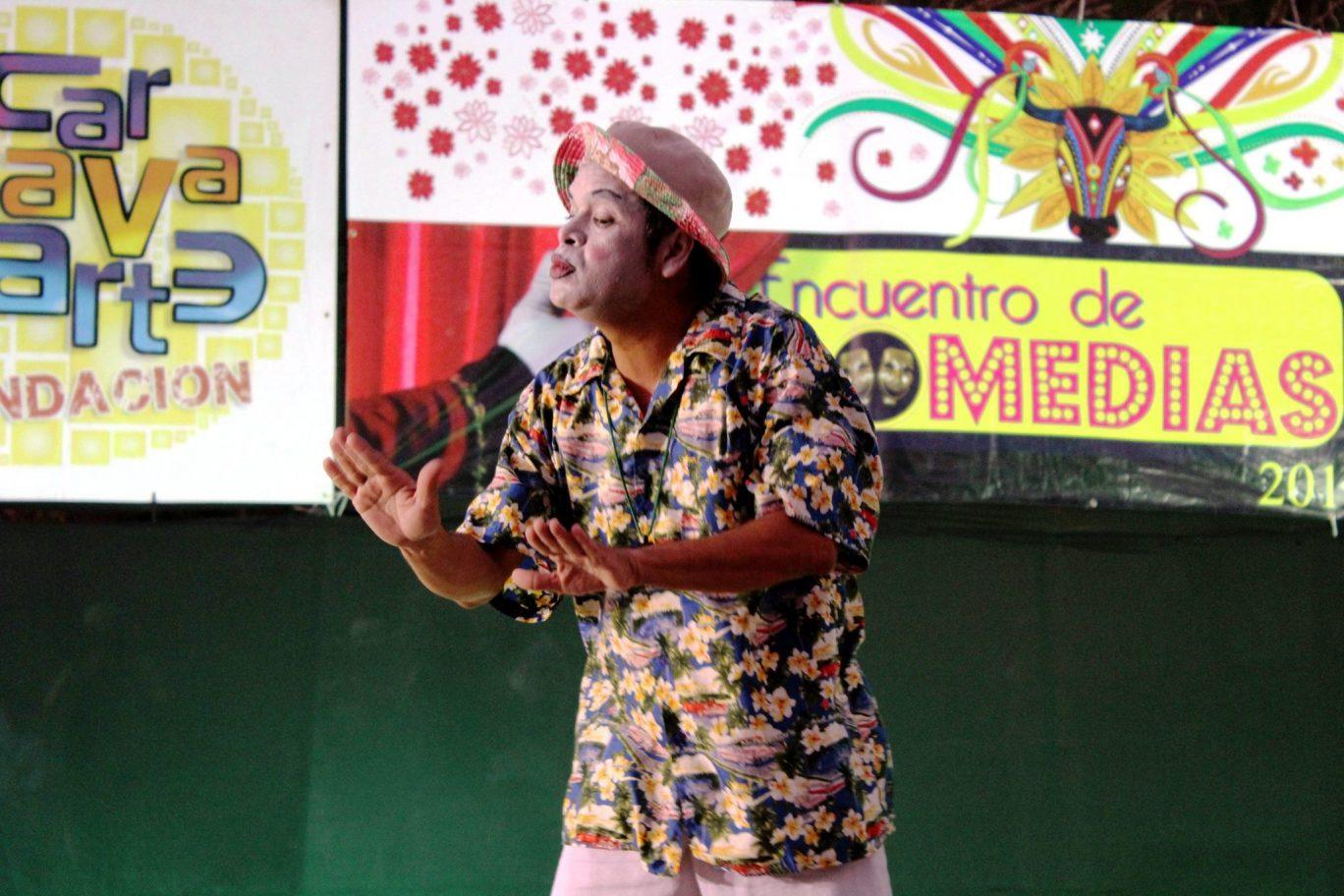 611473d93ea7 Las comedias llenan de Carnaval los parques de Barranquilla ...