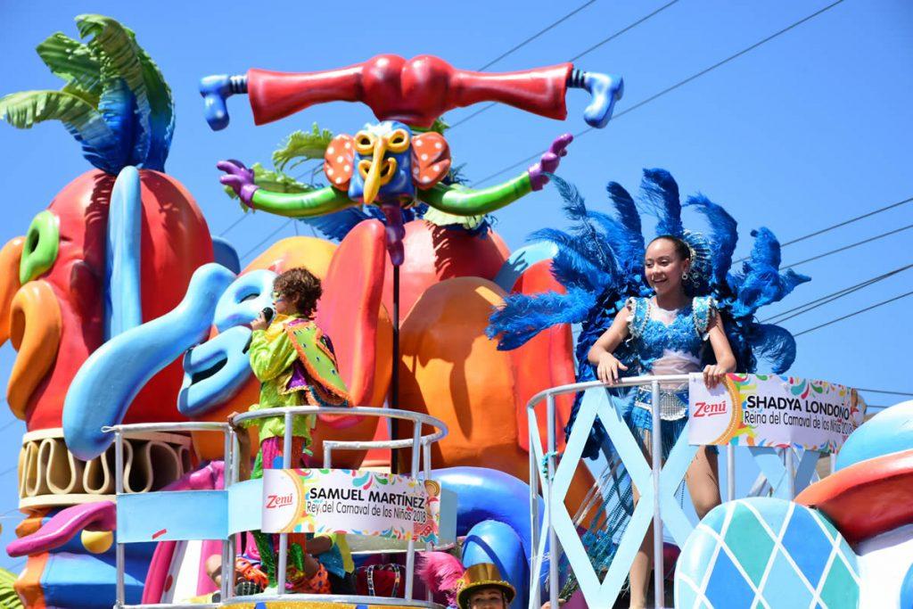 Tercer Lugar: Circus Marimonda, de Zenú. A cargo de Fernando Castillejo con el diseño de Maria Daniela Espinosa
