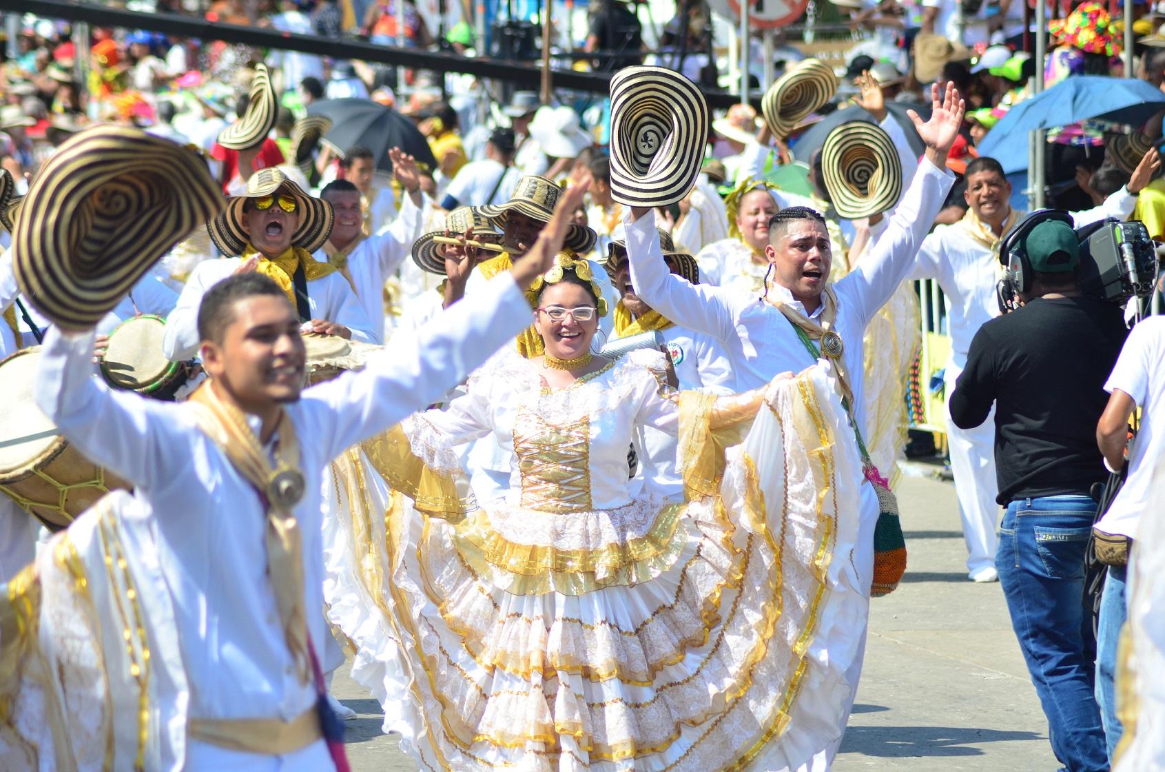 Carnaval de Barranquilla, nominado a los premios India Catalina