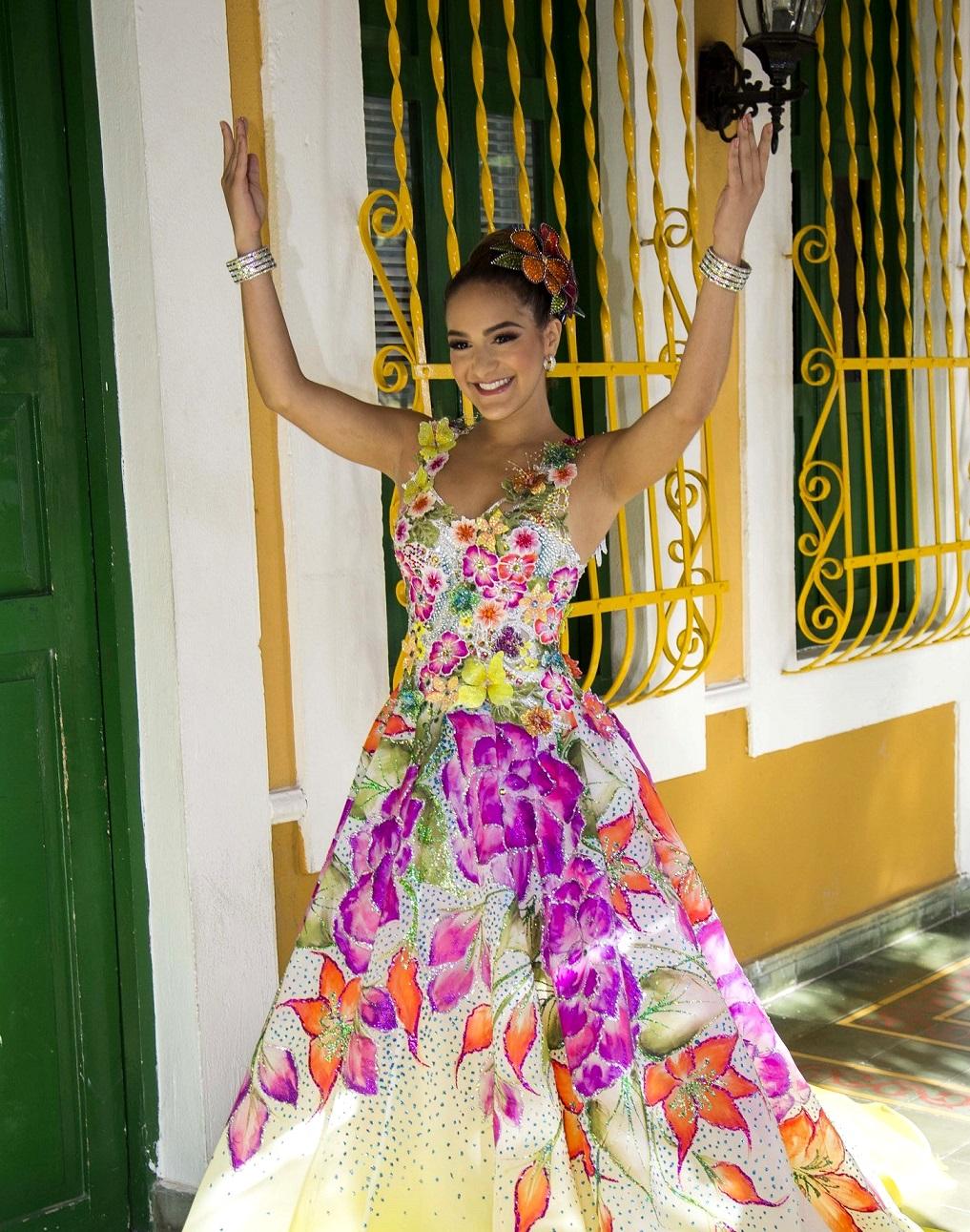 Valeria Abuchaibe, la gran musa del Carnaval
