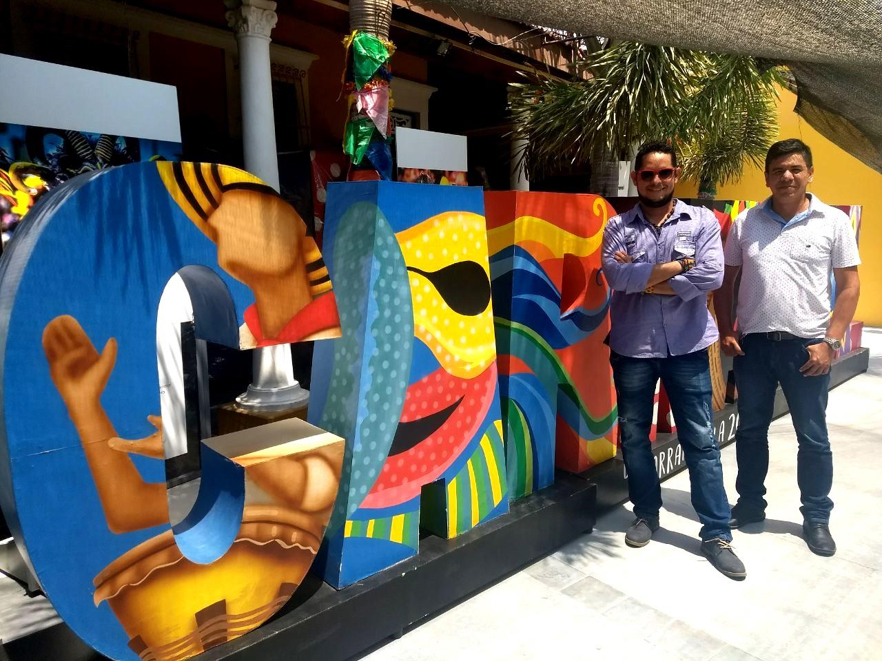 De patrimonio a patrimonio: Las Fallas reciben al Carnaval de Barranquilla