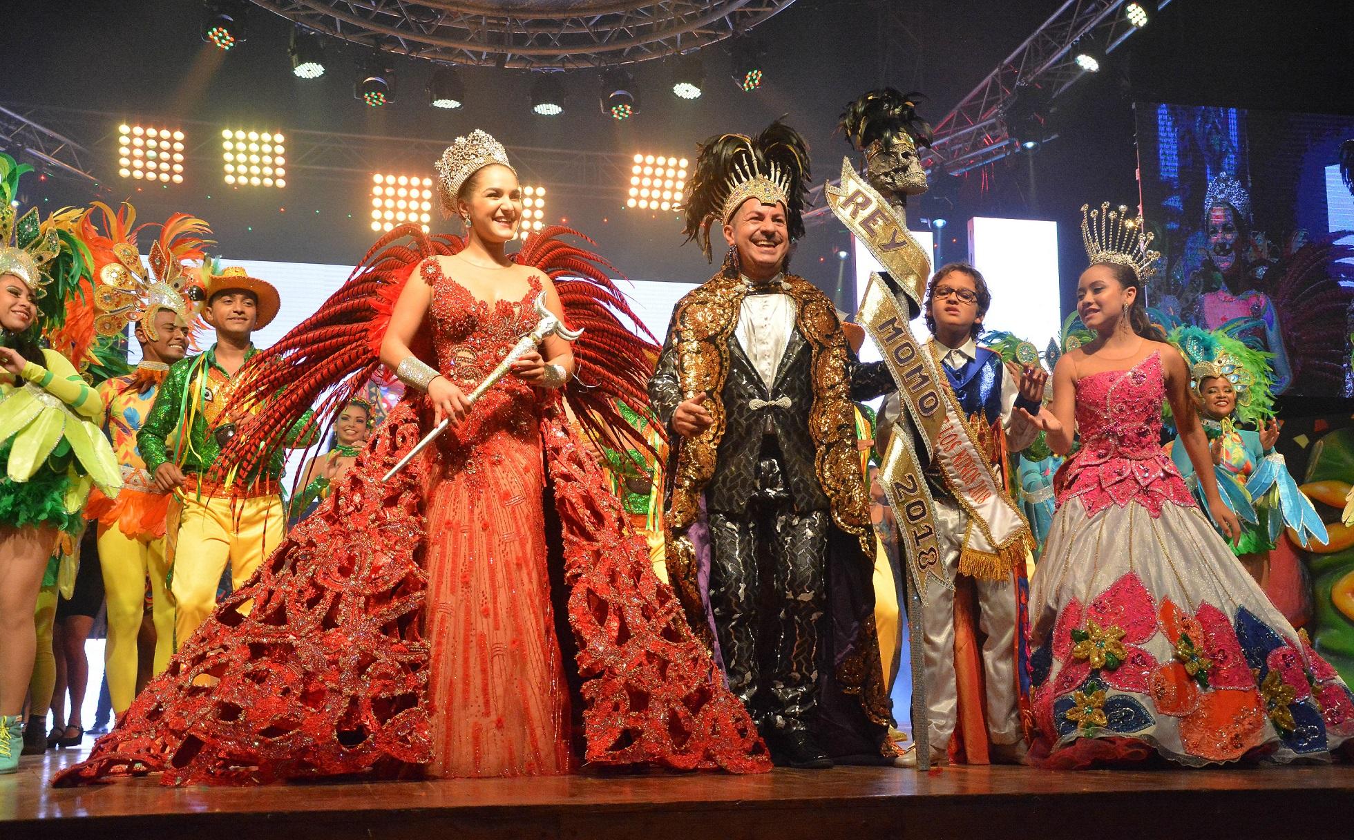 Histórica velada para premiar el folclor y la tradición: Noche de los Mejores del Carnaval 2018