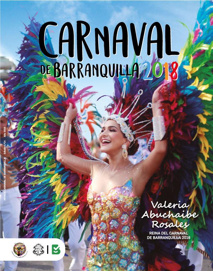 La Revista Carnaval de Barranquilla llega a su edición número 14
