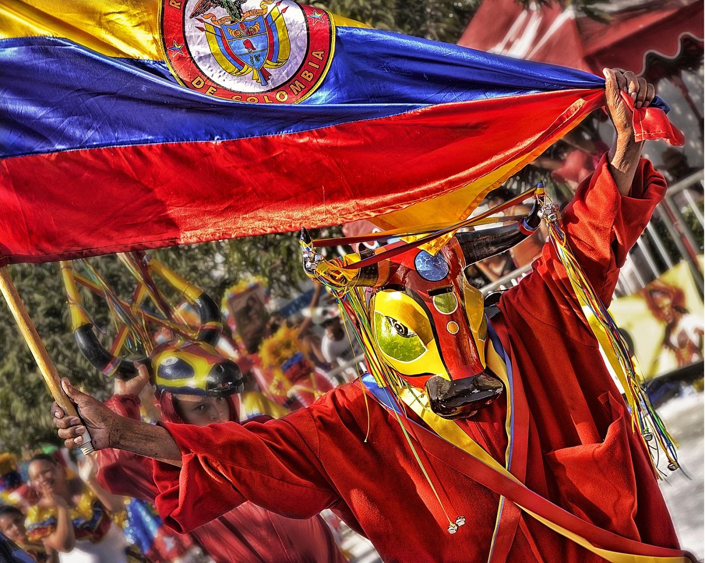 Carnaval de Barranquilla en Encuentro de Carnavales en Argentina