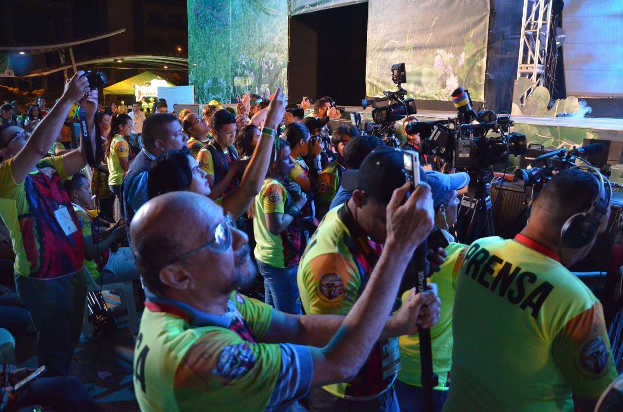 Acreditación de Fotógrafos para el Carnaval 2019