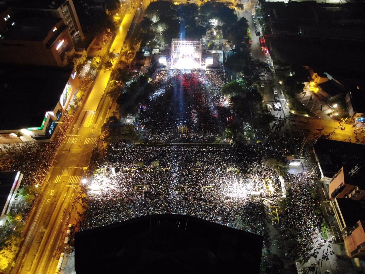 La Reina del Carnaval declaró a Barranquilla estado 'Cambambero'
