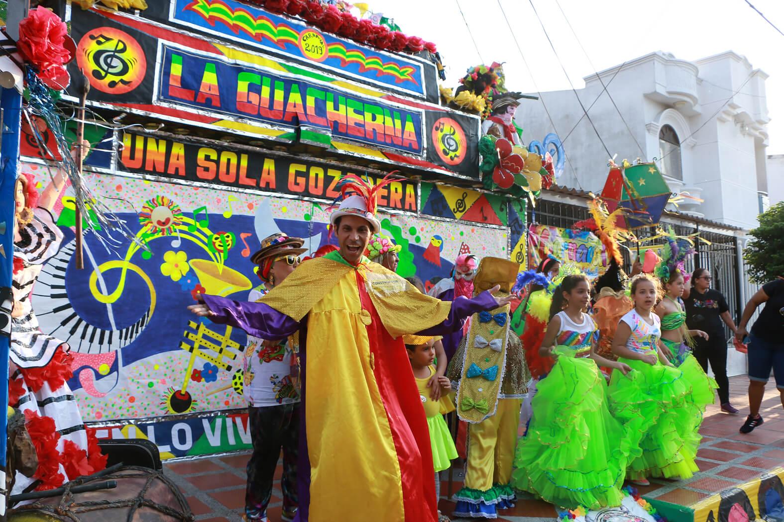Fachadas ganadoras rinden homenaje a Esthercita y al Festival de Orquestas