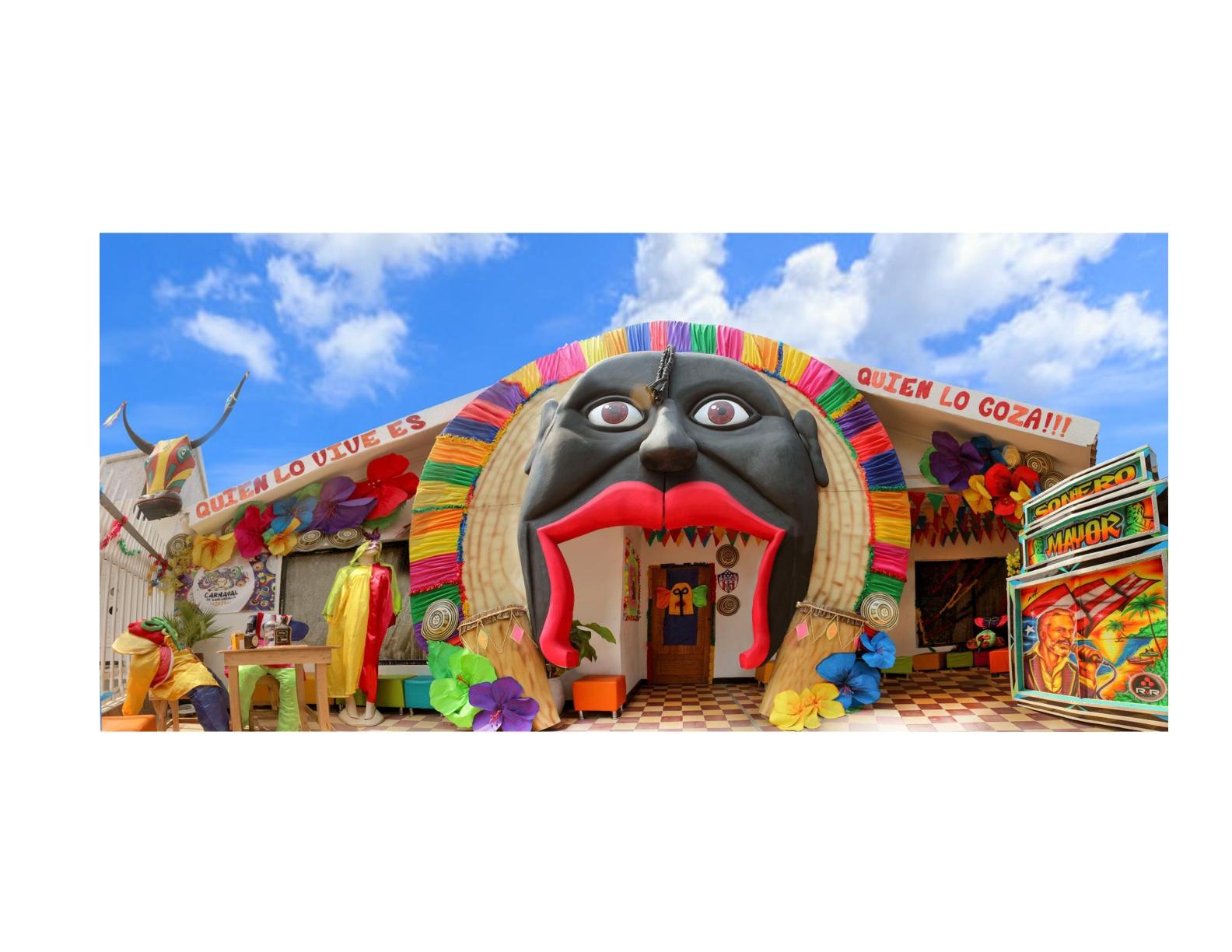 Siguen abiertas las inscripciones para el concurso 'Fachadas de Carnaval'